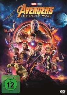 Avengers: Infinity War, DVD