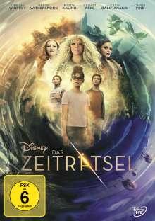 Das Zeiträtsel, DVD