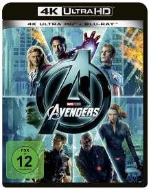 The Avengers (2011) (Ultra HD Blu-ray & Blu-ray), 1 Ultra HD Blu-ray und 1 Blu-ray Disc