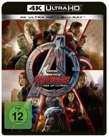 Avengers: Age of Ultron (Ultra HD Blu-ray & Blu-ray), 1 Ultra HD Blu-ray und 1 Blu-ray Disc