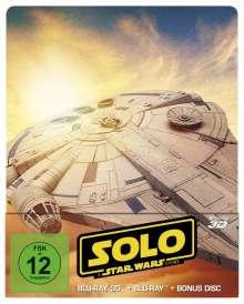 Solo: A Star Wars Story (3D & 2D Blu-ray im Steelbook), 3 Blu-ray Discs