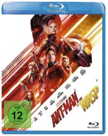 Ant-Man and the Wasp (Blu-ray), Blu-ray Disc