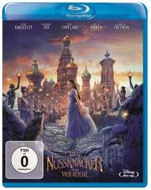 Der Nussknacker und die vier Reiche (Blu-ray), Blu-ray Disc