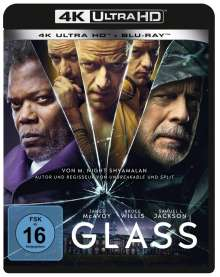 Glass (Ultra HD Blu-ray & Blu-ray), 1 Ultra HD Blu-ray und 1 Blu-ray Disc