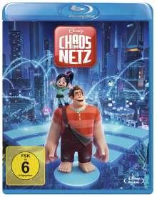 Chaos im Netz (Blu-ray), Blu-ray Disc