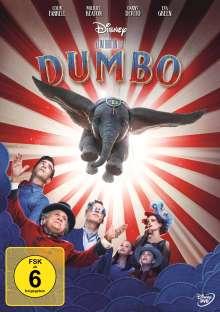 Dumbo (2019), DVD