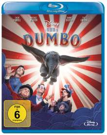 Dumbo (2019) (Blu-ray), Blu-ray Disc