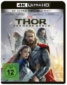 Thor - The Dark Kingdom (Ultra HD Blu-ray & Blu-ray), 1 Ultra HD Blu-ray und 1 Blu-ray Disc