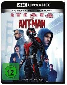 Ant-Man (Ultra HD Blu-ray & Blu-ray), 1 Ultra HD Blu-ray und 1 Blu-ray Disc