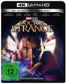 Doctor Strange (Ultra HD Blu-ray & Blu-ray), 1 Ultra HD Blu-ray und 1 Blu-ray Disc