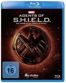 Marvel's Agents of S.H.I.E.L.D. Staffel 4 (Blu-ray), 5 Blu-ray Discs