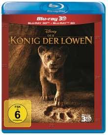 Der König der Löwen (2019) (3D & 2D Blu-ray), 2 Blu-ray Discs