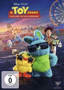 A Toy Story: Alles hört auf kein Kommando, DVD