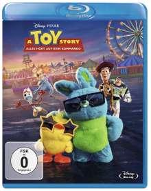 A Toy Story: Alles hört auf kein Kommando (Blu-ray), Blu-ray Disc