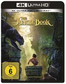 The Jungle Book (2016) (Ultra HD Blu-ray & Blu-ray), 1 Ultra HD Blu-ray und 1 Blu-ray Disc