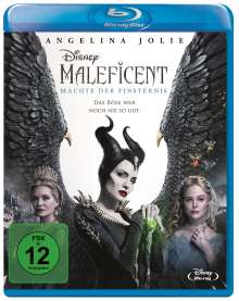 Maleficent 2: Mächte der Finsternis (Blu-ray), Blu-ray Disc