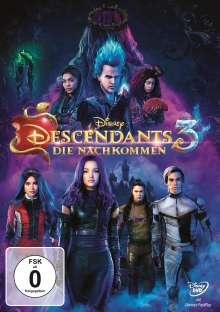 Descendants 3 - Die Nachkommen, DVD