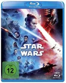 Star Wars 9: Der Aufstieg Skywalkers (Blu-ray), 2 Blu-ray Discs