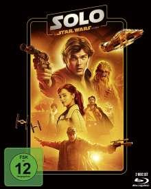 Solo: A Star Wars Story (Blu-ray), 2 Blu-ray Discs
