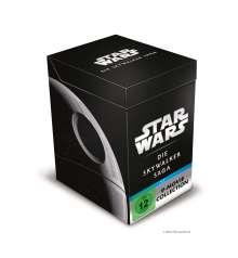 Star Wars 1-9: Die Skywalker Saga (Blu-ray), 18 Blu-ray Discs