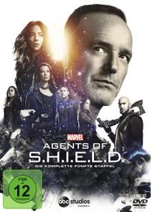 Marvel's Agents of S.H.I.E.L.D. Staffel 5, 6 DVDs