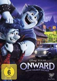 Onward - Keine halben Sachen, DVD