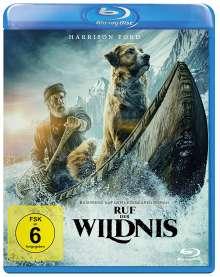 Ruf der Wildnis (2020) (Blu-ray), Blu-ray Disc