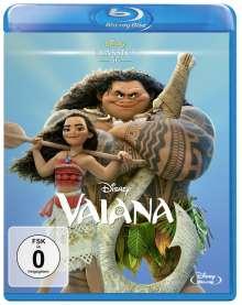 Vaiana (Blu-ray), Blu-ray Disc