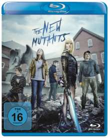 The New Mutants (Blu-ray), Blu-ray Disc