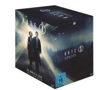 Akte X (Komplette Serie) (Blu-ray), 60 Blu-ray Discs
