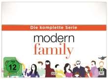 Modern Family (Komplette Serie), 35 DVDs