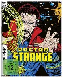Doctor Strange (Ultra HD Blu-ray & Blu-ray im Steelbook), 1 Ultra HD Blu-ray und 1 Blu-ray Disc