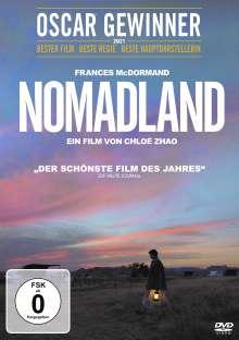 Nomadland, DVD