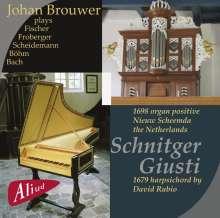 Johan Brouwer - Schnitger Giusti, Super Audio CD