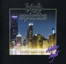 High Spirits: Another Night, CD
