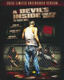 A Devil's Inside - The Perfect House (Blu-ray), Blu-ray Disc