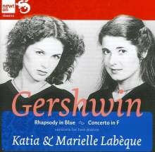 George Gershwin (1898-1937): Arrangements für 2 Klaviere, CD