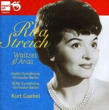 Rita Streich - Walzer & Arien, CD