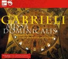 Andrea Gabrieli (1510-1586): Missa Dominicalis, CD