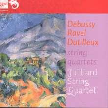 Juilliard String Quartet, CD