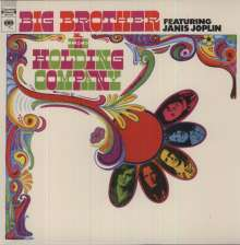 Big Brother & The Holding Company: Big Brother & The Holding Company (remastered) (180g), LP