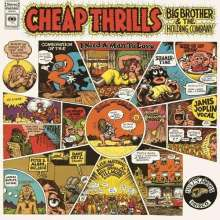 Big Brother & The Holding Company: Cheap Thrills (remastered) (180g), LP