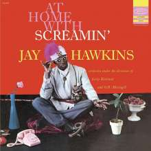 Screamin' Jay Hawkins: At Home With Screamin' Jay Hawkins (remastered) (180g), LP