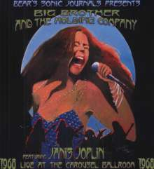 Big Brother & The Holding Company: Live At The Carousel Ballroom 1968 (remastered) (180g), 2 LPs