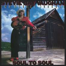 Stevie Ray Vaughan: Soul To Soul (180g), LP