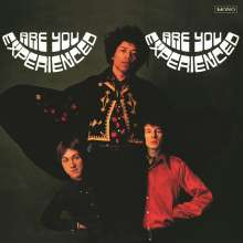Jimi Hendrix: Are You Experienced (remastered) (180g) (UK Version) (mono), LP