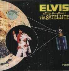 Elvis Presley (1935-1977): Aloha From Hawaii Via Satellite 1973 - Live (remastered) (180g), 4 LPs