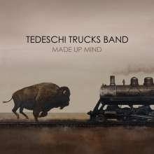 Tedeschi Trucks Band: Made Up Mind (180g), 2 LPs
