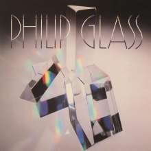 Philip Glass (geb. 1937): Glassworks (180g), LP