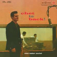 Chet Baker (1929-1988): Chet Is Back! (180g), LP